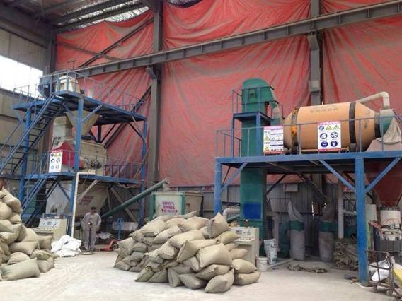 粘土泥浆包装机的组成 粘土泥浆包装机有什么特点